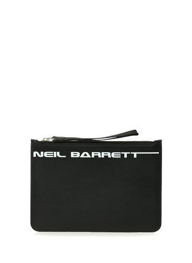 Neil Barrett Clutch / El Çantası Siyah